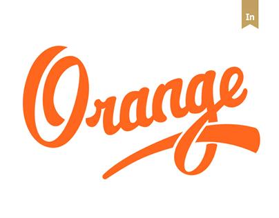 Сайт для маркетингового агенства Оранж