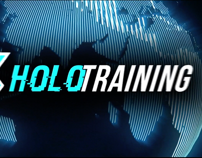 "DIG. CAMPAIGN // 2016 // ""Holotraining"""