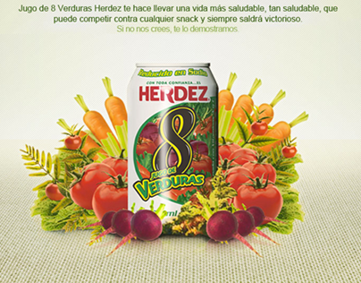ARTE DIGITAL HERDEZ