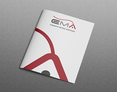 Studio del logo EMA
