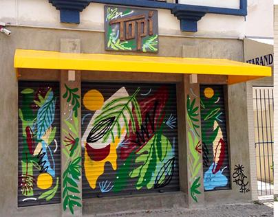 Pintura fachada _ Tapi