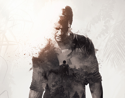 Uncharted 4: A Thief's End - Fan Poster
