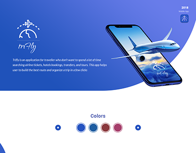 Trifly Travel Mobile app