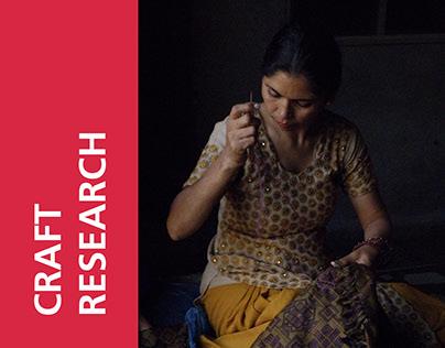 Women of Punjab (A Craft Based Research Study)