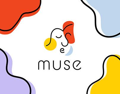 SJU Muse - Brand Identity