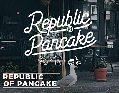 REPUBLIC OF PANCAKE - Concept Design