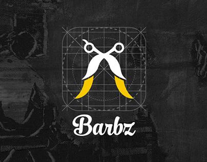 Barbz | barbershop  iOS & Android conceptual app.