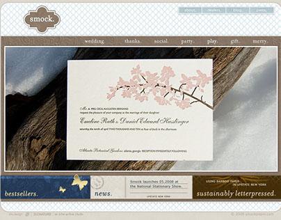 Smock Website Comps
