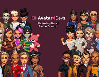 Avatar Creator 2.0 by Avatar4Devs