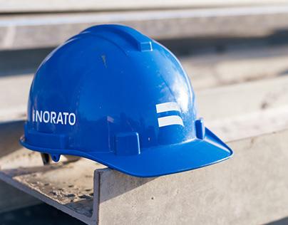 Inorato Construction Company - Brand Identity