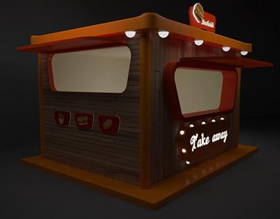 Takeaway Kiosk