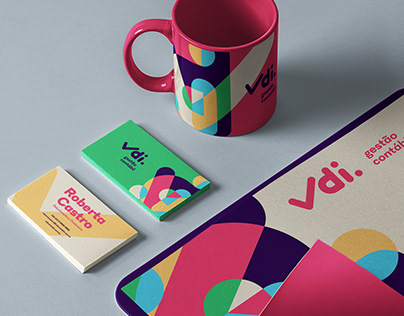 VDI Gestão Contábil | Identidade Visual