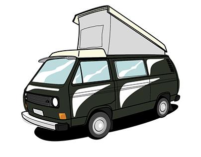 T3 Campervan