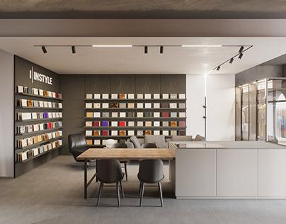 INSTYLE showroom design