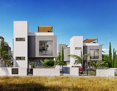 Pyrgos Houses