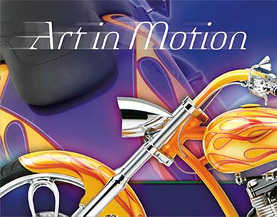 Vehicle Graphics: Biker Build-off