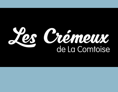 LA COMTOISE - Gamme packaging Les Crémeux