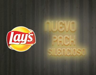 Lay's pack silencioso