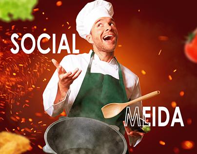 Social Media Resturant