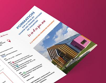 Brochure Maison des Femmes