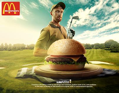 Sportive McDonald