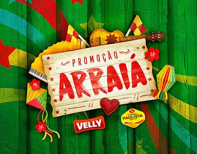 Arraiá/ Copa Velly e PPA