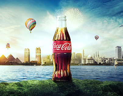 Coca-Cola's Eid Happiness