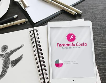 Logo Fernanda Costa