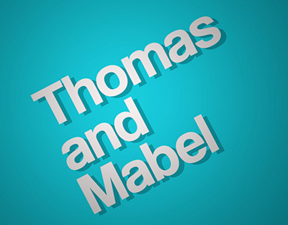 Thomas and Mabel
