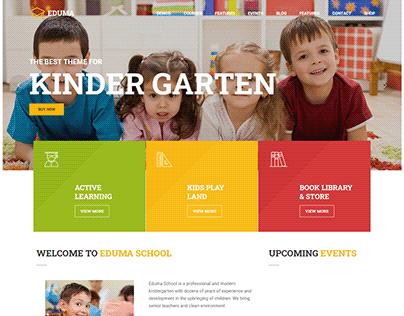 Kinder garden- Premium Education