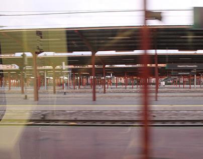 Fotografía Trenes y vías