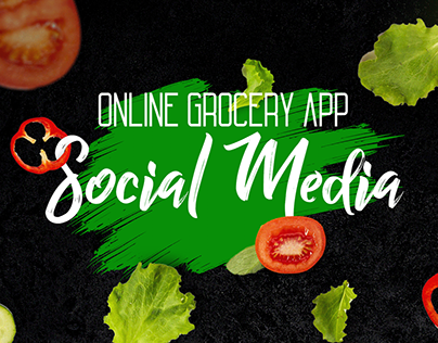 Aswaq Themar Online Grocery App launch - Social Media