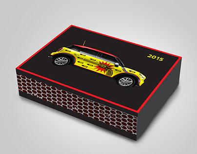 MINI Matchbox Calendar and Activation