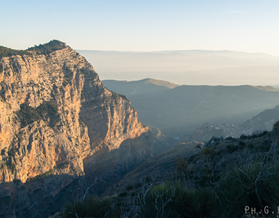 Raganello Canyons, Pollino National Park, Italy