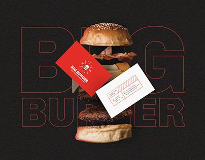 Big Burger | Branding