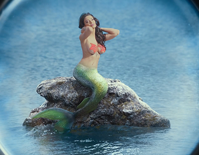 Mermaid - RealFlow