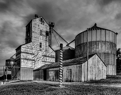 Grain Mills & Silos