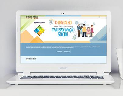 Aracaju Acessível | Hotsite