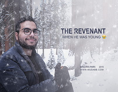 The Revenant - vfx experiment