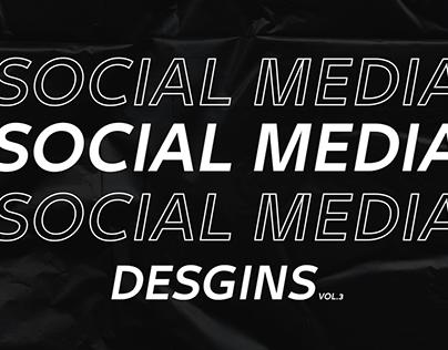 Social media designs vol.3