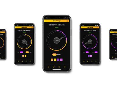 Mobile App Design - Visualising Information