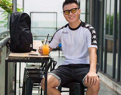 Chụp ảnh U23 Việt Nam