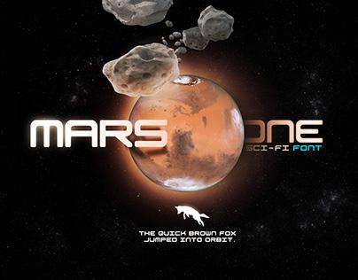 Mars One Font