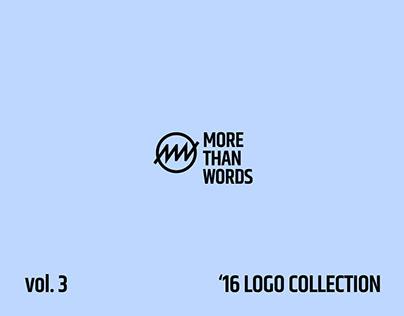 '16 Logo Collection / vol. 3