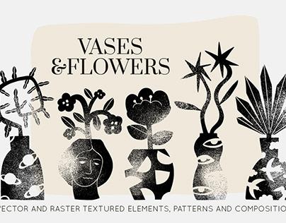 VASES&FLOWERS