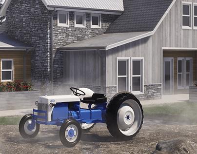 Primm Springs Farmhouse - Twinmotion Remix