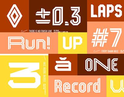 Kickoff Typeface
