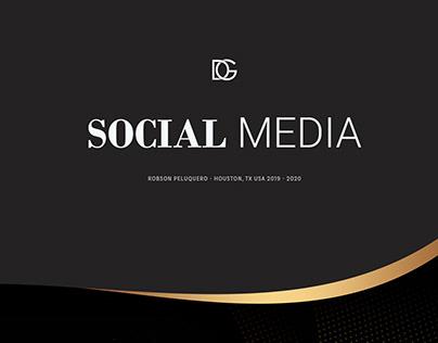 Social Media - Robson Peluquero US