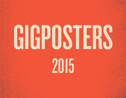 GIGPOSTERS 2015