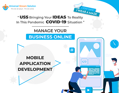 Manage Your Business Online With Mobile App Development